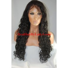 Brazilian Full Lace Wigs Loose Curl