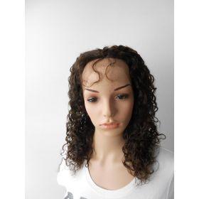 16 inch Malaysian Wavy Virgin Wig