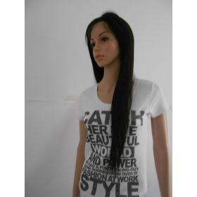 Brazilian Silky Straight Natural Color 22""