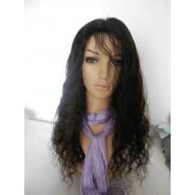 Brazilian Wavy Silky Top Color #1B