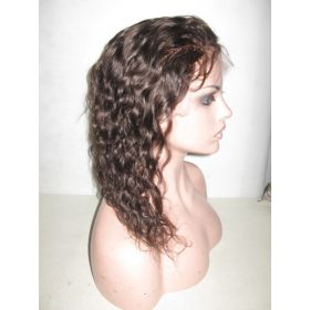 Wavy Full Lace Wig Color #2