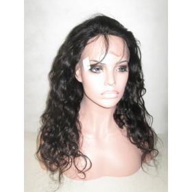 Bazilian Wavy Full Lace Wig