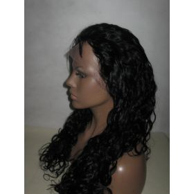 Indian Remy Loose Curl Color #1