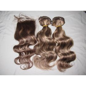 Silk Top Closure Sew-in Kit