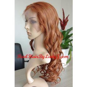 Custom Malaysian Full Lace Wig Wavy