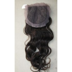 Naturally Wavy Silk Top Closure