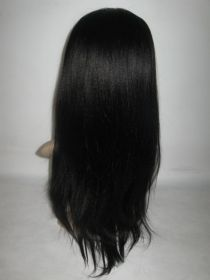 Lace Front Wig Yaki or Silky Straight