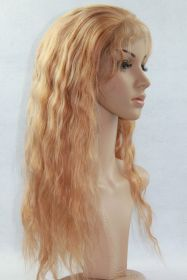 Natural Wavy Chinese Full Lace