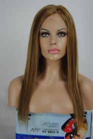 Mongolian Straight Color #4 Highlight Color#27