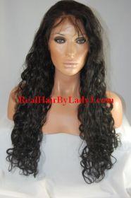 Brazilian Full Lace Wigs Loose Curl