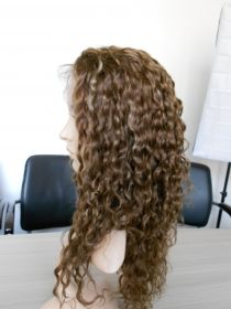 Full Lace Color #14 Highlight Color #12