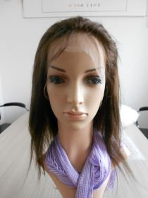 Straight Full Lace Wig Color #2