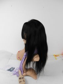 Indian Remy Lace Full Lace Color #1
