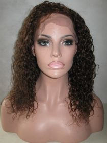 Full Lace Indian Remy Color #2