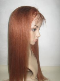 Straight Full Lace Wig Color #30