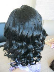 Wavy Brazilian Wig Color #1