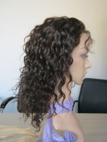 Wavy Full Lace Wig