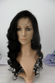 Chinese Full Lace Natural Color